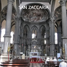 Saint Zaccaria church