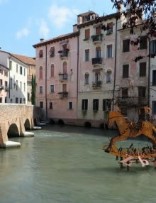 Transfer from Treviso airport to Venice