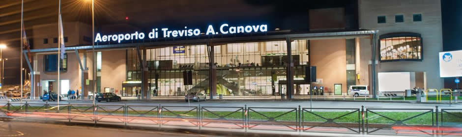 Transfer fron Treviso airport to Venice