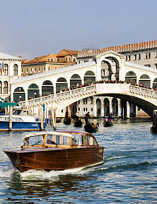 book a taxi in Venice, City transfers