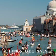 20 things to do in Venice