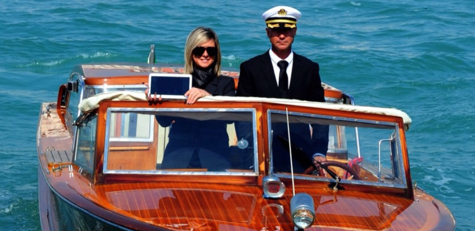 Venice Water Taxi Airport Transfers